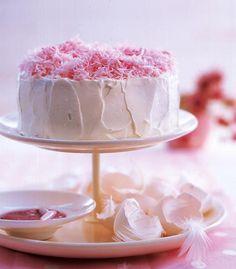 Rezept: Angel Food Cake