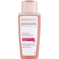 Diadermine Dissolvant Douceur - Monoprix.fr Hygiene, Shampoo, Personal Care, Bottle, Makeup, Nail Care, Nail Polish, Take Care Of Yourself, Flasks