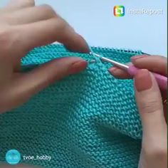 lesson series 126 - Knitting and crochet - . Crochet lesson series 126 - Knitting and crochet - . - Tricot et crochet - Crochet lesson series 126 - Knitting and crochet - . - Tricot et crochet - Knitting Stiches, Knitting Videos, Crochet Videos, Knitting For Beginners, Loom Knitting, Crochet Stitches, Baby Knitting, Crochet Hooks, Knitting Patterns
