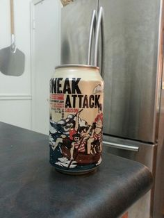 21st Amendment Brewery: Sneak Attack: Tasty Saison, not too strong good farmhouse ale.