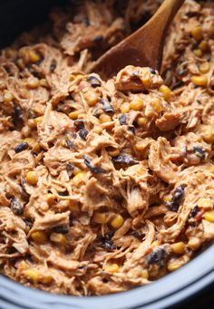 Slow Cooker Creamy Fiesta Chicken is a HUGE hit in my house every time I make it! SO simple and CRAZY delicious! My slow cooker is out in full force these days. It was my mini New Years resolution. I mean, slow cooking and pressure cooking is always something I try to do, but I... Read More