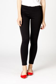 Ponte Leggings | a-thread | pair with button up