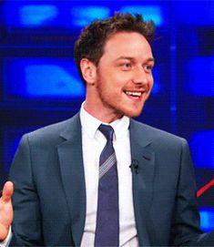 James McAvoy. Please wink at me all the time...