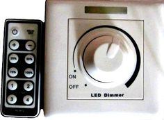 2 Stück High Voltage TRIAC LED Dimmer  220 Volt   150 Watt   Fernbedienung.  Herzlich willkommen in meinem Shop, hier können Sie sorglos einkaufen, meine Kunden sind alle zufrieden, schauen Sie in meine Bewertungen !