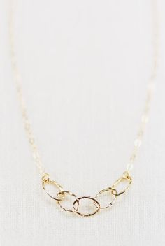 Leilani necklace gold