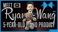 5 Year-Old Piano Prodigy Ryan Wang Performs for 101 Year-Old Dorothy Landry Jonathan Jackson, Unchained Melody, Old Pianos, Old Fan, Piano Player, Music Clips, Gifted Kids, 5 Year Olds, Great Videos