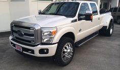 2014 FORD F350 Dual Rear Wheel Dually Wheels, F350 Dually, Dually Trucks, Diesel Trucks, Lifted Trucks, Ford Trucks, F350 Super Duty, Future Trucks, Dream Cars