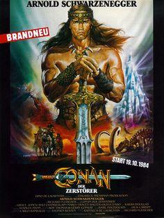 Poster zum Film: Conan der Zerstörer