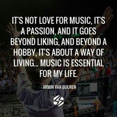Music is my life. This quote sums up exactly how I feel about music! I eat, sleep and breath it and I simply couldn't live without music in my life Xx :) Music Lyrics, Music Quotes, Life Quotes, Edm Quotes, Motivational Music, Funny Quotes, The Words, Music Is Life, My Music