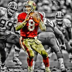 Steve Young - San Francisco 49ers