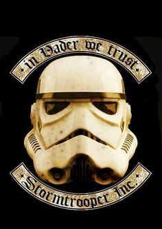 In Vader We Trust!