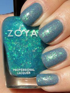 Zoya — Maisie (Fleck Effect Collection | Spring 2012)