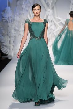 Abed Mahfouz - collection haute_couture Fall-Winter2014