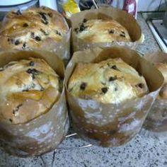 Pan dulce Argentino de navidad Receta de karenchu - Cookpad