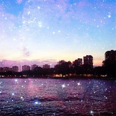 Sky / Galaxy Art Print