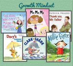 6 Growth Mindset Picture Books That Kids Will Love