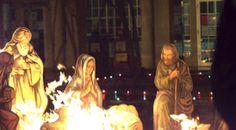 Life size Nativity Lawn Display outdoor yard art