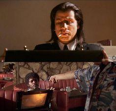 I'm still wondering what was in that damn briefcase in Pulp Fiction