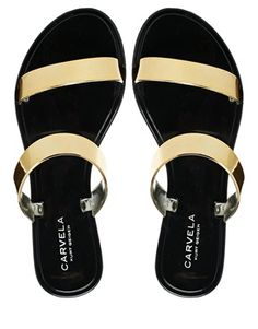 49c34824a3e3 Enlarge Carvela Keepsake Jelly Slider Flat Sandals Carvela