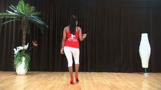 BACHATA LADY STYLE VOL 2    ( Taps con Doble Step )   www.bailesurmadrid...