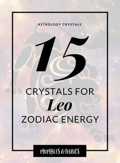 The energy of this time of year, when the sun is in Leo, is full of courage and power, and with this comes, drama and exuberance. While the Leo energy is sometimes arrogant, it is also generous and warm.  #ontheblognow #zodiacsigns #zodiacposts #horoscopeposts #horoscopeoftheday #astrologysigns #astrologypost #astrologylover #leoseason #leocrystals #leoenergy