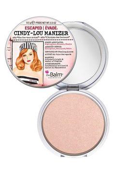theBalm 'Cindy-Lou Manizer' Highlighter, Shadow & Shimmer
