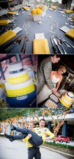Texas Wedding with Modern Flair