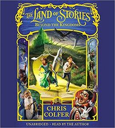 Buy The Land of Stories: Beyond the Kingdoms by Chris Colfer at Mighty Ape NZ. Fairy tales are just the beginning. The Masked Man is on the loose in the Land of Stories, and it's up to Alex and Conner Bailey to stop him . Chris Colfer, Fantasy Book Series, Fantasy Books, Series 4, Great Books, New Books, Amazing Books, It's Amazing, Library Books