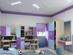 Look at the interior designer in Bangalore for kids room it is very attractive and beautiful designs for your home.