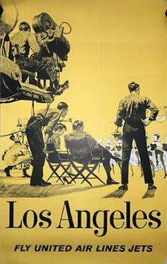 Los Angeles - United Air Lines