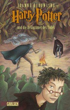 Harry Potter und die Heiligtümer des Todes (Band 7) von Joanne K. Rowling,