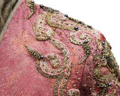 Мишель Каррагер: ручная вышивка для костюмов Игры престолов — 7Королевств