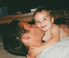 """Pin for Later: See How Stars Celebrated Father's Day! Meadow Walker paid tribute to her late father, Paul Walker, with this heartwarming photo, captioned, """"Happy Father's Day. Actor Paul Walker, Paul Walker Tribute, Rip Paul Walker, Meadow Walker, Paul Walker Daughter, Paul Walker Family, Fathers Day Photo, Happy Fathers Day, Sweet Baby Pic"""