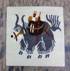 Tibetan Yak Meditation Carpet - Dharmashop.com