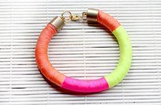 Eine Sommer Idee in Neon Farben