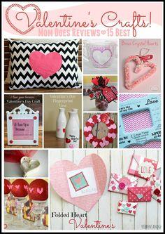 15 Best Valentine's Day Crafts