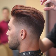Haircut by jaysfades http://ift.tt/1Ofao0P #menshair  #barbers