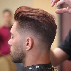 Haircut by jaysfades http://ift.tt/1Ofao0P #menshair  #barbers