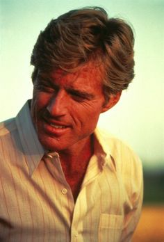 Oh! Yes...I WILL marry you Mr. Redford!