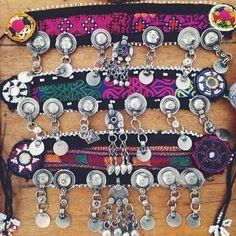 Gypsy headpiece - Tahira
