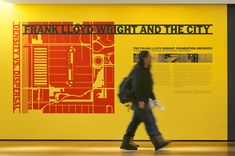 Frank Lloyd Wright And The City - The Department of Advertising and Graphic Design