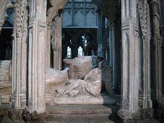 Tomb of Edward II (1312 – 1377) , Gloucester Cathedral
