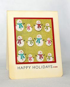 WaterDots: Happy Holidays...