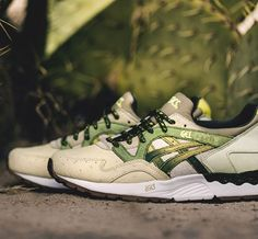 Asics x Feature Gel Lyte V 'Prickly Pear'
