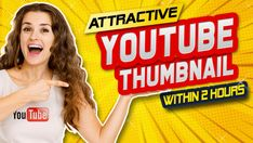 Do you know ! Thumbnails can affect your search ranking on YouTube 99% Viewers watch your stream or videos just because of eye-catching thumbnails! so I will do the same thing to get your channel more viewers! Reasons why you should use my services : Professional YT Thumbnails Unlimited revisions Colors and style of your choice Money back guarantee Youtube Tips, Youtube Quotes, Youtube Images, Thumbnail Design, Skyrim, 99 Logo, Thumbnail Background, Twitter Video, Miniatures