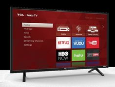 "TCL 32S301 32"" 720p 60hz Roku Smart LED TV  https://couponash.com/deal/tcl-32s301-32-720p-60hz-roku-smart-led-tv/165768"