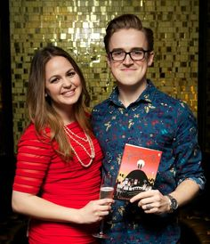 """Giovanna and Tom at """"Billy and Me"""" release"""