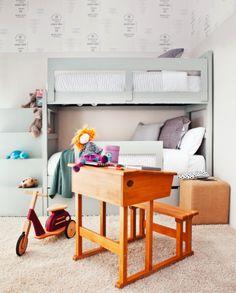 Solução para quarto pequeno