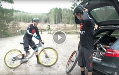 Watch: Top 5 Things Mountain Bikers Do Before Going Riding