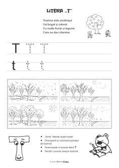 Fise de Lucru - Editura Caba - Carti, caiete de lucru, materiale didactice Homework Sheet, Alphabet Writing, Math Worksheets, Letters And Numbers, Sheet Music, Kindergarten, Homeschool, Teacher, Activities